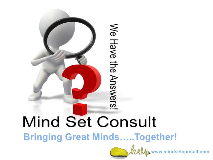 Discussion Tool KitAnimated PowerPoint Template   Bringing Great Minds…..Together!                               www.minds...