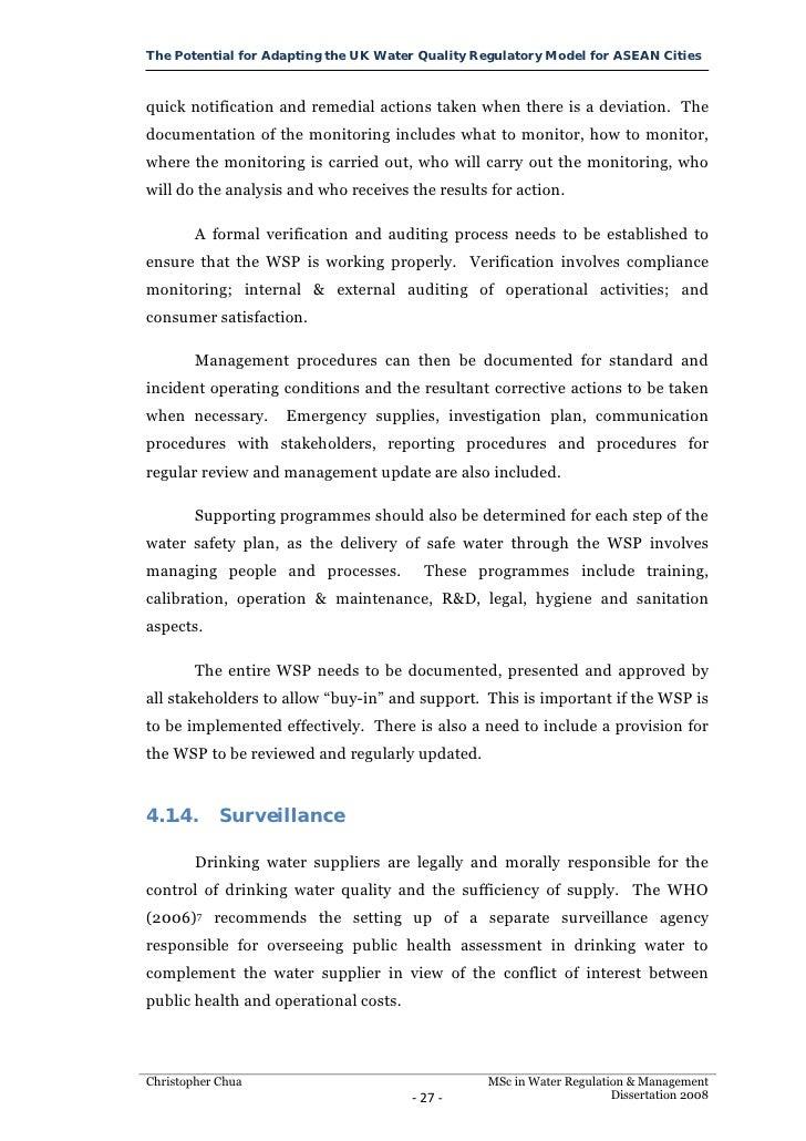 Dissertation (MAXIMUM 3 years)