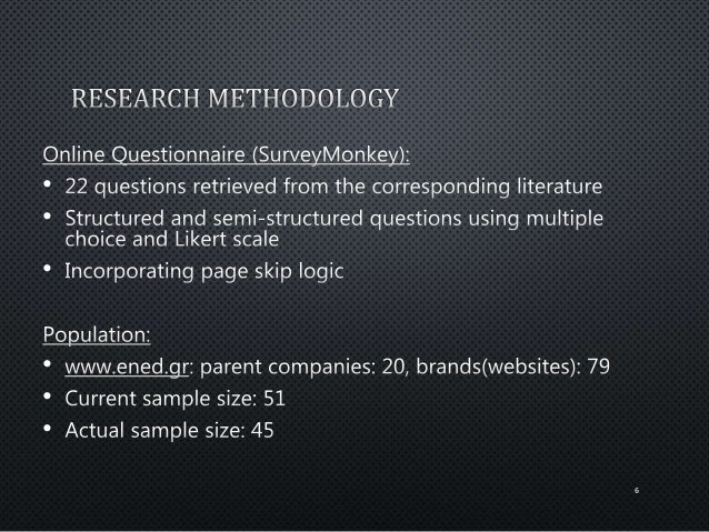 Msc dissertation or thesis