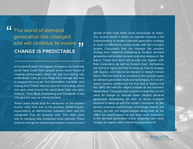 Change management for demand geneation ebook fandeluxe Document