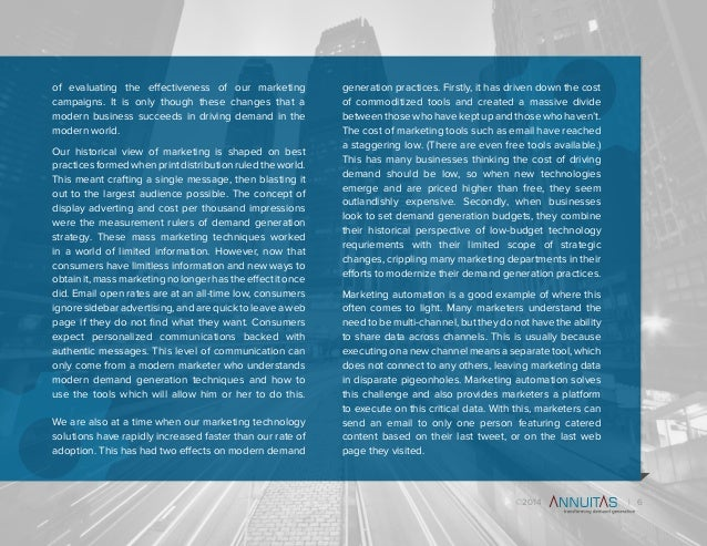 Change management for demand geneation ebook fandeluxe Images