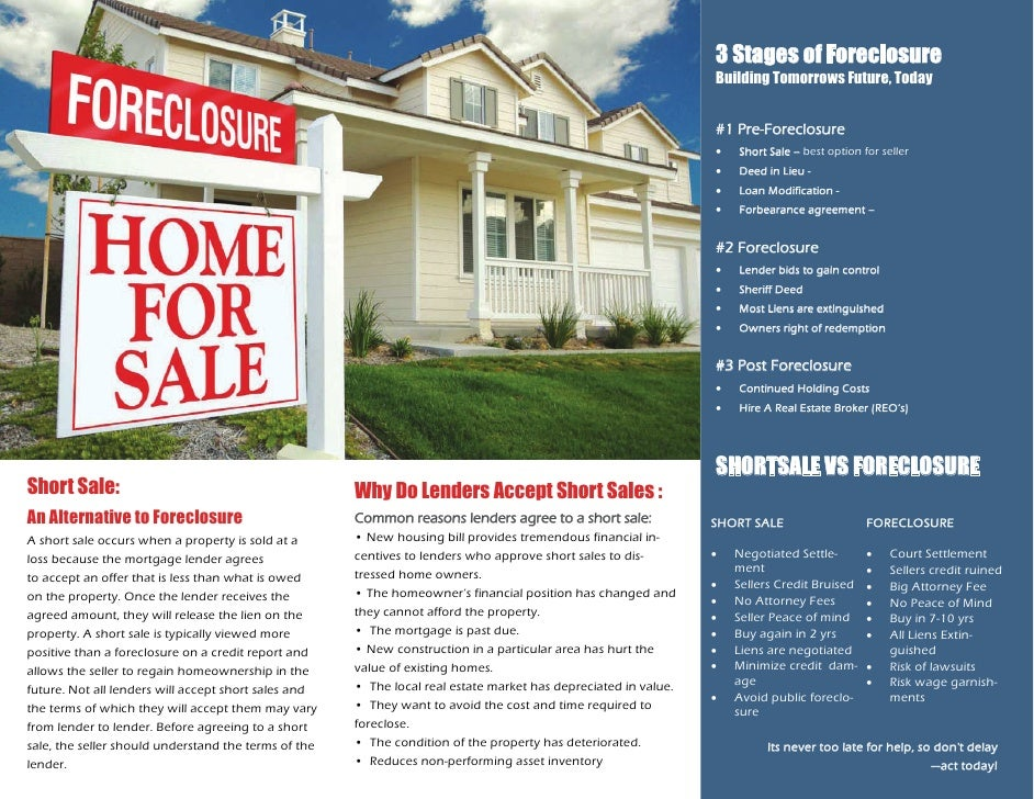 SlideShare  Home For Sale Brochure