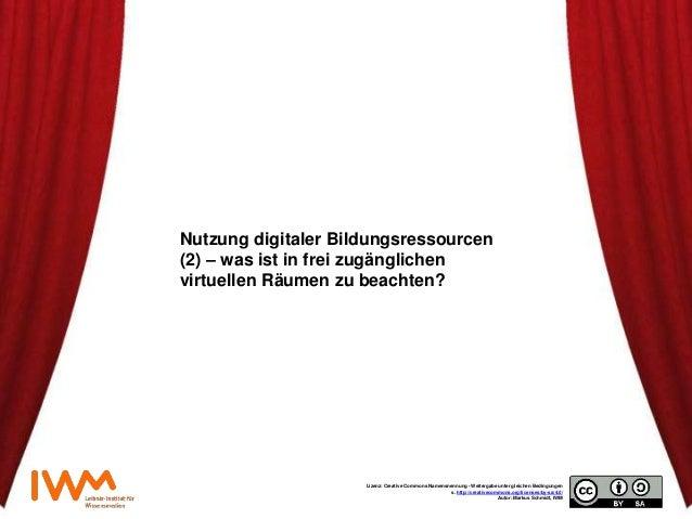 Lizenz: Creative Commons Namensnennung - Weitergabe unter gleichen Bedingungen s. http://creativecommons.org/licenses/by-s...