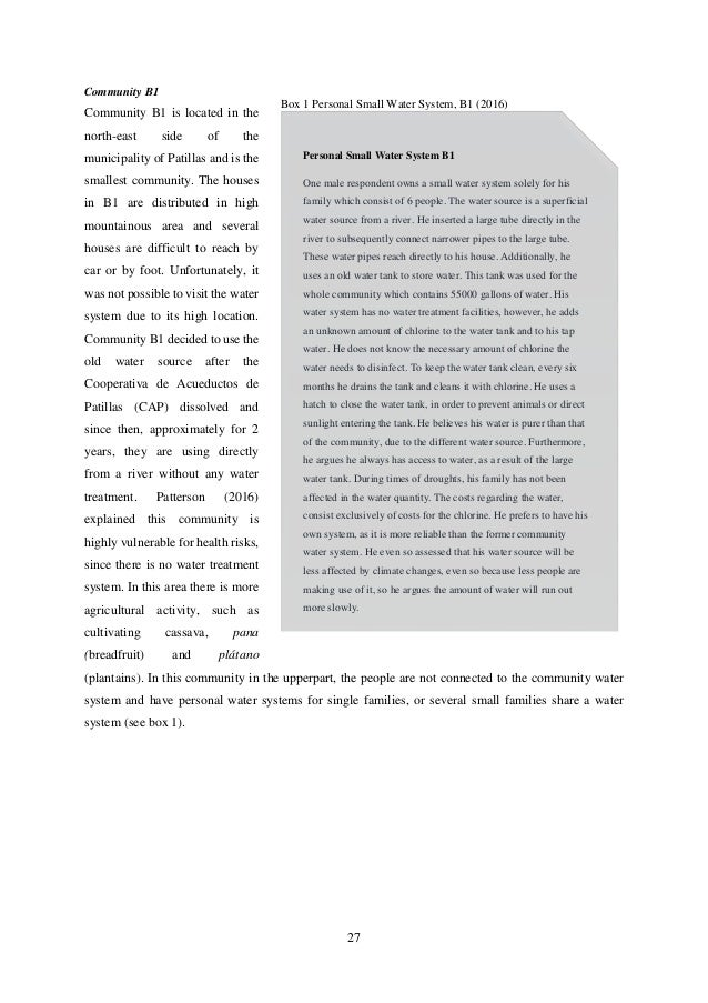 Thesis & Dissertation