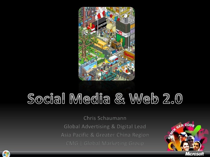 2 22 May 2008   © Microsoft Corporation 2008 | CMG | Global Marketing Group