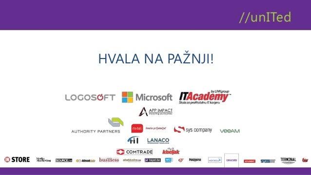 Visual Studio productivity - MSCommunity 7, Sarajevo