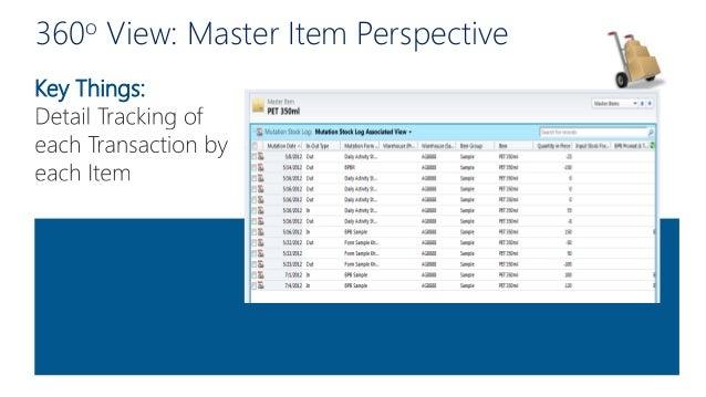 microsoft inventory management