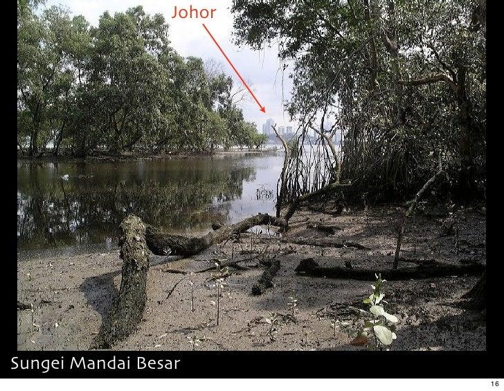 Johor     Sungei Mandai Besar                          16