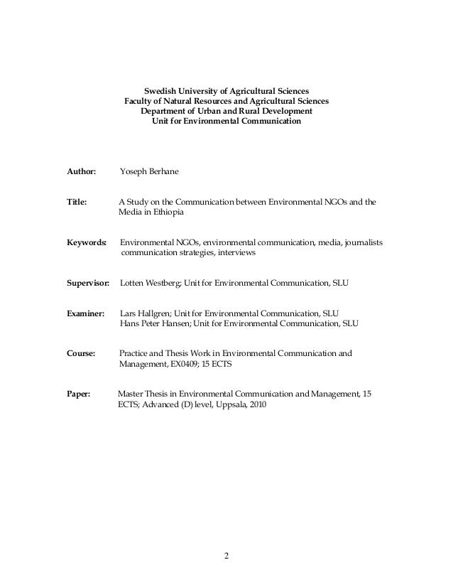 environmental management dissertation proposal Page 2 proposal(background nremisarelativelynewdepartment,formedbymergingthedepartmentofagriculturalandresource.