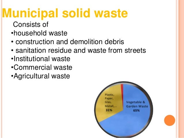 municipal solid waste thesis Gödöllő szent istván university doctoral school of management and business administration thesis of the doctoral (phd) dissertation the correlation analysis of generating municipal solid.