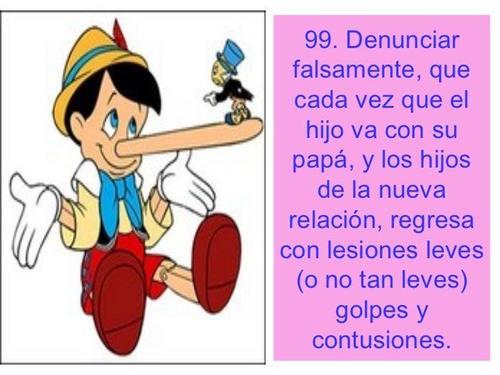 104. Permitir    que el hijo realice, tras la   separación,  determinadasactividades a las        queanteriormente se    n...