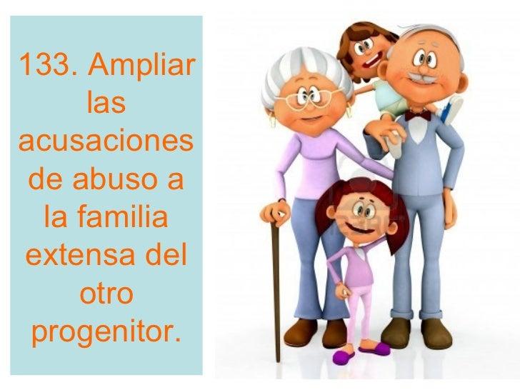 Más de 100 ejemplos de Alineación Parental