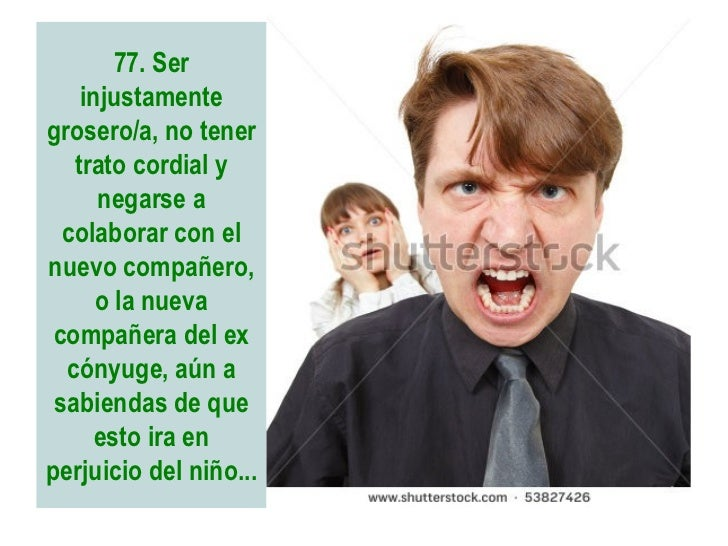 82. Falsificar, alterar o manipular documentación oficial paraperjudicar al otro progenitor, y en beneficio propio, o para...