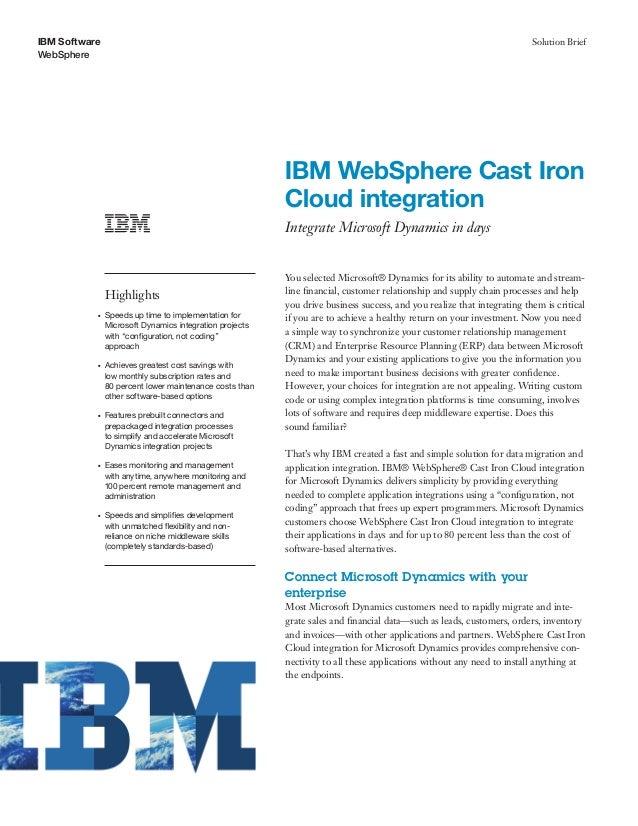 IBM Software                                                                                                            So...