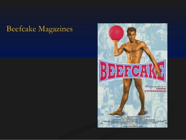 Beefcake Magazines