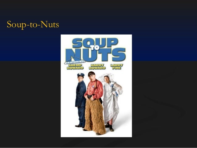 Soup-to-Nuts