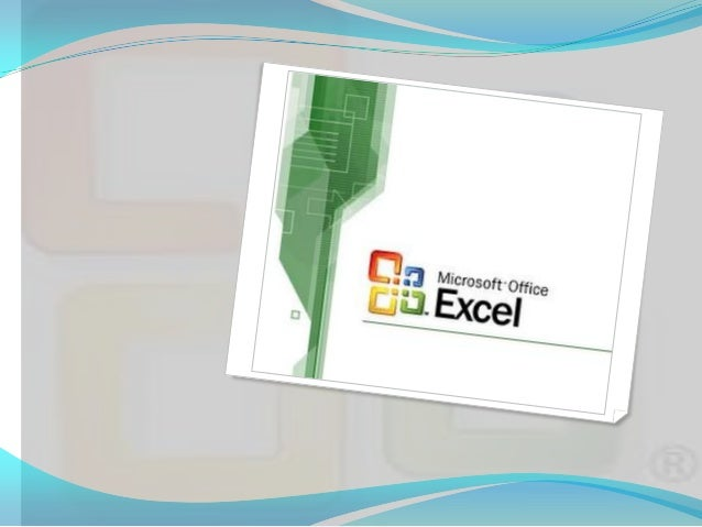 MS EXCEL Excel is the most widely used spreadsheet program and is part of Microsoft Office suite. It can handle various ty...