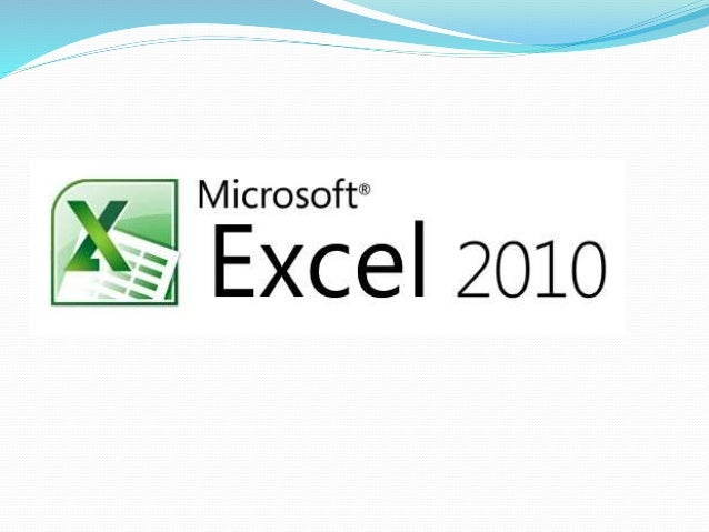 What is M. S. Office? Excel is an electronic spreadsheet program that can be used for storing, organizing and manipulating...