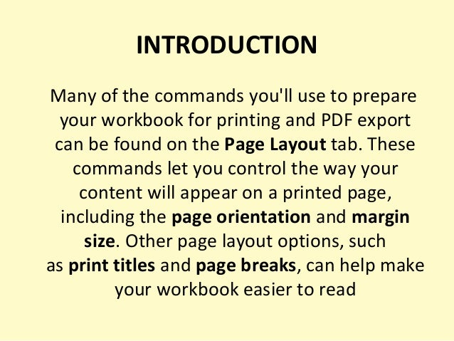 Layout Workbook Pdf