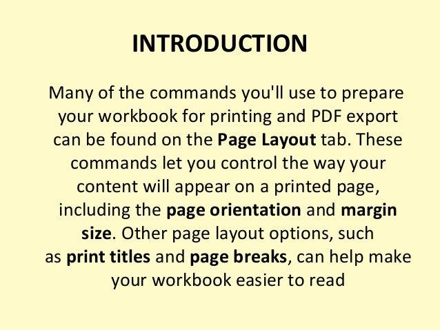 Layout Workbook Pdf