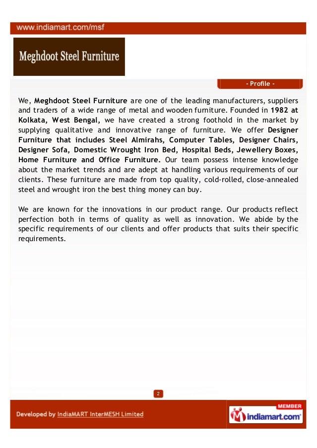 Meghdoot Steel Furniture, Kolkata, Home Furniture Slide 2