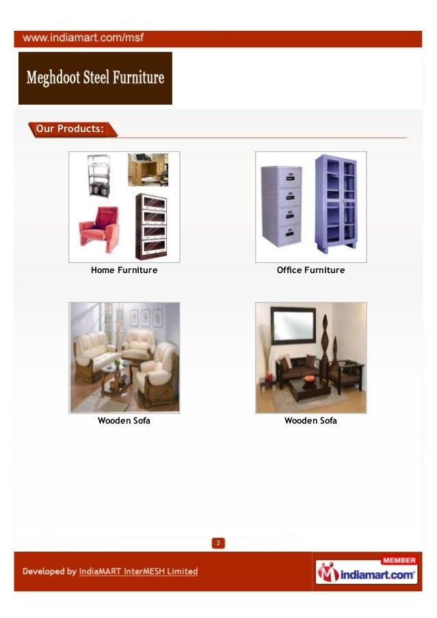 Meghdoot Steel Furniture, Kolkata, Home Furniture Slide 3