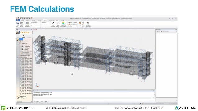 Structural BIM workflows - design-to-fabrication for steel
