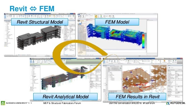 Structural BIM workflows - design-to-fabrication for steel and rebar