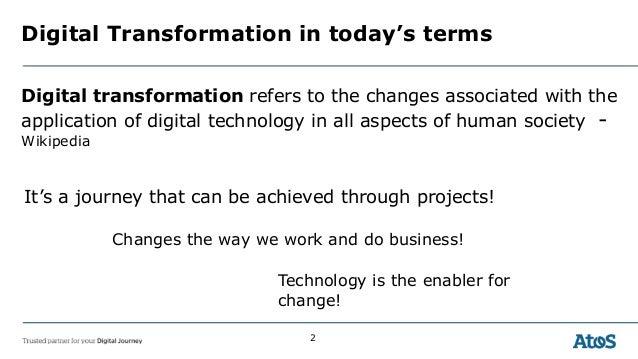 Technology Transformation Services Slide 2