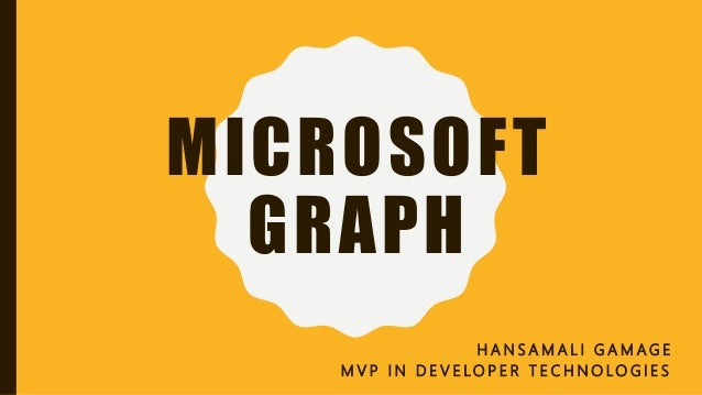 A real-world example with Microsoft Graph API and Outlook