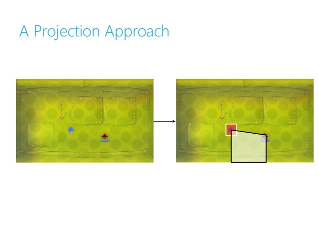 A Projection Approach Playable! 0.1 sec