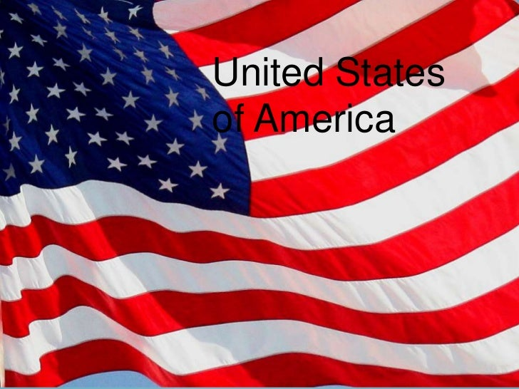 United States        of AmericaUnited States of America