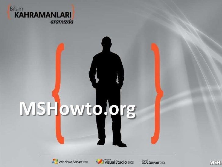 MSHowto.org<br />