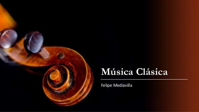 M sica cl sica e historia for Piscitelli musica clasica