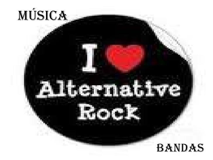Música         bandas
