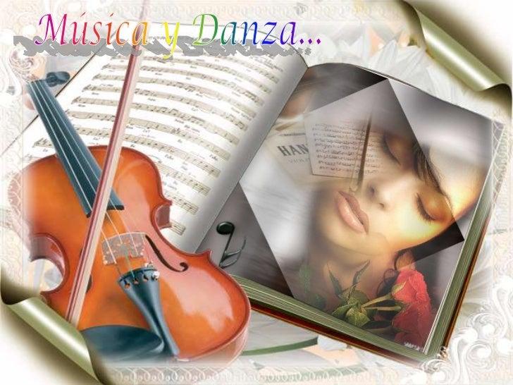 Música y Danza...<br />