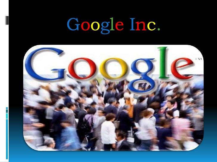 Google Inc.<br />
