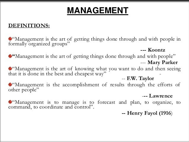 definition of 14 principle of management of henry fayol Henri fayol identified 5 functions of management, which he labelled: planning, organizing  what are henri fayol's 14 principles of management.