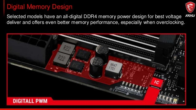 MSI X299 Motherboard Info Kit