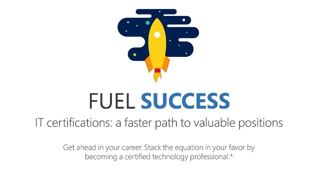 *Download IDC White Paper, IT Certifications: Shorter Road to Valuable Positions, October 2015