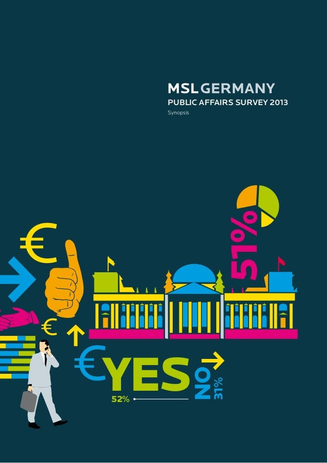 Germany Public Affairs Survey 2013 - Synopsis