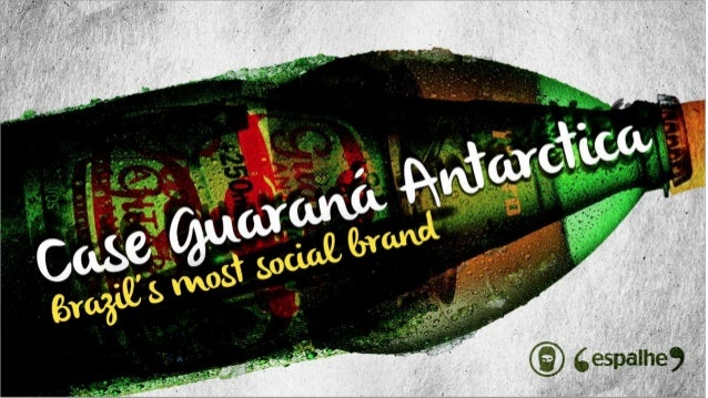 MSLGROUP Espalhe: Facebook Campaign For Guarana Antarctica