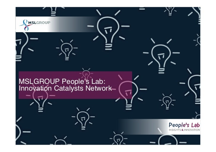 MSLGROUP People's Lab: 