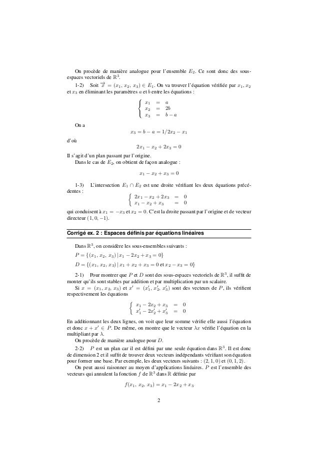 Msm1 corr algebre Slide 2