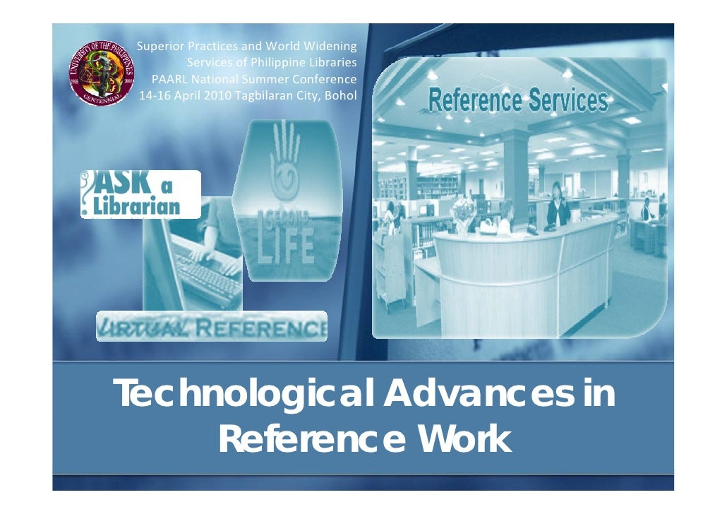 SuperiorPracticesandWorldWidening           ServicesofPhilippineLibraries    PAARLNationalSummerConference  14...