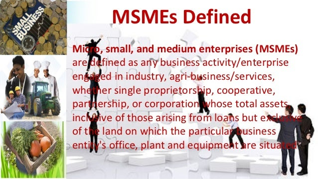 Philippines Micro Small Medium Enterprises Msmes