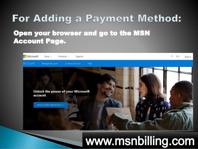 How can I pay my MSN Premium Subscription Online? +1-855-785-2511