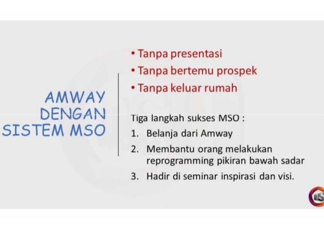MSO - Crown Ambassador Training