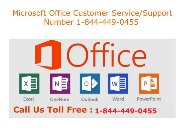 microsoft office customer service