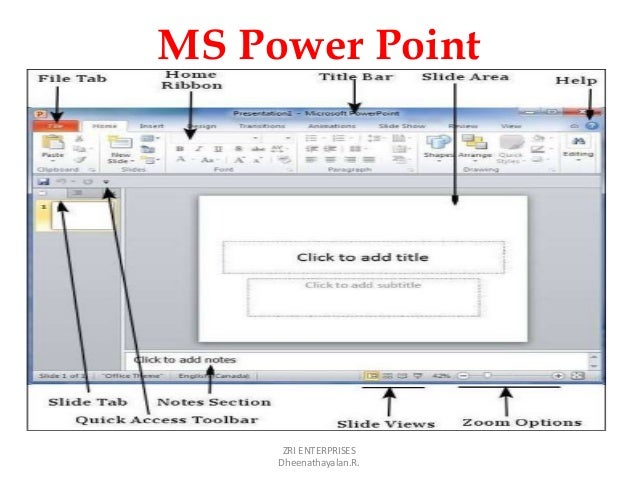 Ms Office Introduction